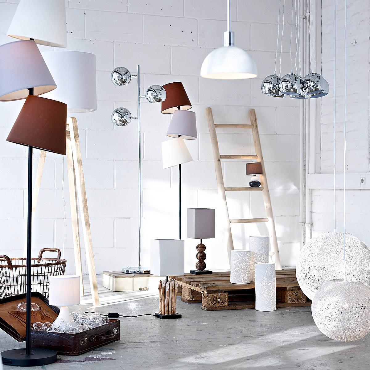 Fotografie Leuchten & Möbel für DEPOT
