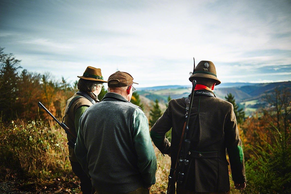 Jäger - Jagd-Reportage mit Sternekoch Harald und Maximilian Rüssel Fotos: neon fotografie