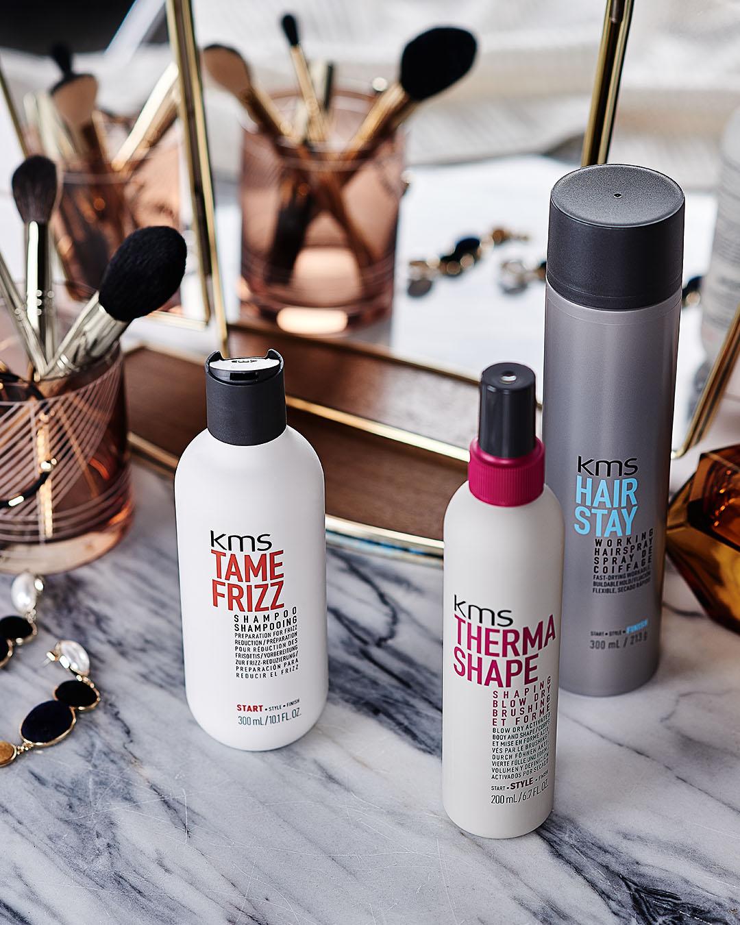 Branded Content Fotografie für Unternehmen wie KMS Haarprodukte