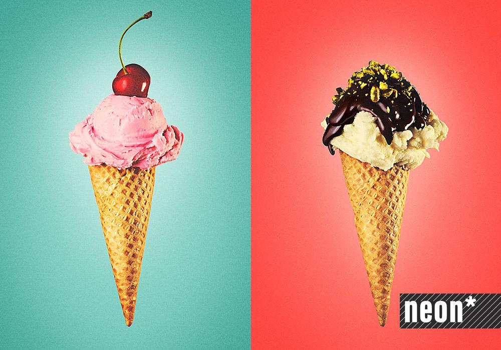 ice cream food photography by anna schneider www.neon-fotografie.de