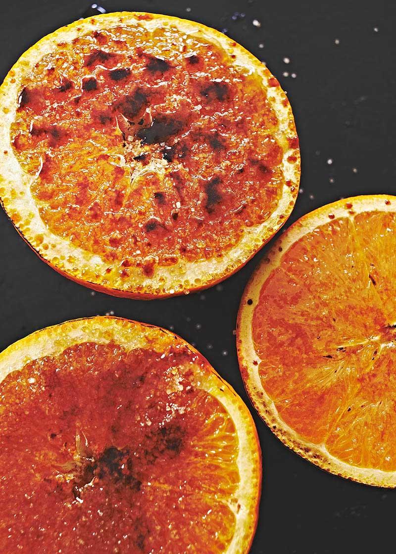 Food Fotografie: knusprig karamellisierte Orangen - Stockfotografie: www.neon-fotografie.de