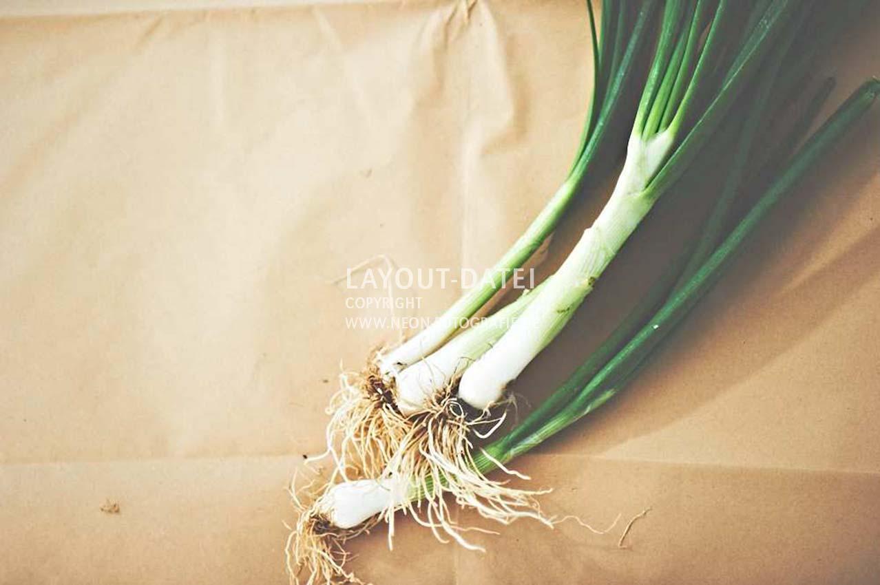 closeup-lauchzwiebel-fruehlingszwiebeln-packpapier-braun-moderne-food-stockfotografie-neon